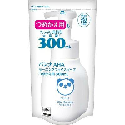 パンナAHAモーニングフェイスソープ つめかえ用(300ml)