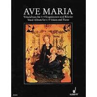 楽譜 アヴェ・マリア集 SW1112 輸入楽譜 ヴォーカル・スコア 声楽とピアノ