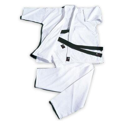 ボディメーカー BODYMAKER 純白フルコンタクト空手衣 1号 KW1