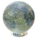 月球儀(KAGUYA-かぐや-)アクリル台