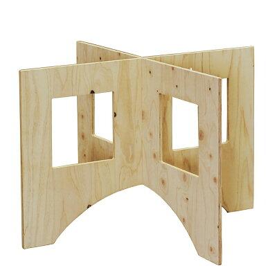 合板作業台 小  岡元木材 作業用 作業台 木製作業台  DIY