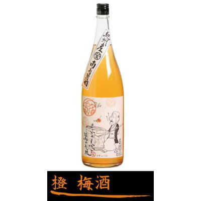 紀州鶯屋 橙梅酒 1.8L