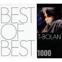 BEST OF BEST 1000 T-BOLAN/CD/JBCS-1002