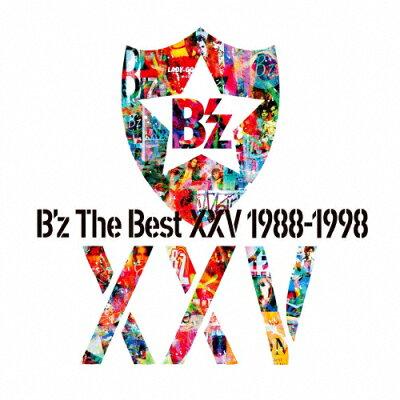 B'z The Best XXV 1988-1998(初回限定盤)/CD/BMCV-8036