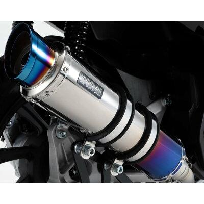 BEAMS ビームス フルエキゾーストマフラー R-EVO2 サイレンサー サイレンサータイプ:ヒートチタン 重量 純正5.35kg :3.75kg PCX125 2018- 2BJ-JF81