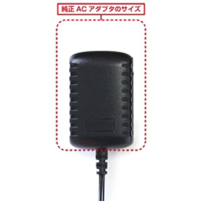 コロンバスサークル ファミコン/スーファミ用 ミニacアダプター   cc-mlmaa-bk