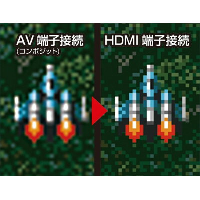 コロンバスサークル 16ビットポケットHDMI エミュレータ CC-16PHD-GR
