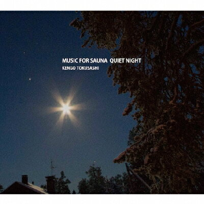 MUSIC FOR SAUNA QUIET NIGHT/CD/VIHT-002