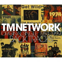 TM NETWORK ORIGINAL SINGLE BACK TRACKS 1984-1999/CD/MHCL-2056