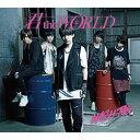 君 the WORLD(阿部哲也ver.)/CDシングル(12cm)/XNFJ-70018
