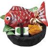 おむつdeお鮨 お祝い鮨 鯛入り