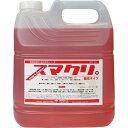 環境 型万能洗剤 スマクリ 酸性タイプ 4L