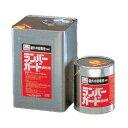 ランバーガード外部用 4L ウォールナット色 木材専用保護塗料