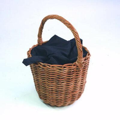 今枝ラタン バスケット 籐 アジアン リゾート家具 高級ラタン エスニック バリ 高品質 温浴備品 おしゃれ 高耐久 長持ち BC-79H