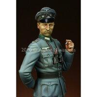 1/16 ドイツ歩兵将校 アルパイン MS AM16009 ドイツホ