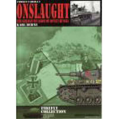 Onslaught The German Invasion of Soviet Russia 書籍 オリバーパブリッシング