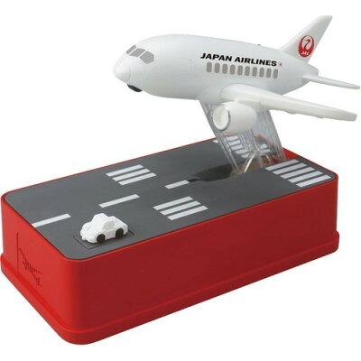 飛行機 貯金箱 JAL ver.(1コ入)