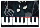 ピアノ 楽譜 | フロアマット けんばん