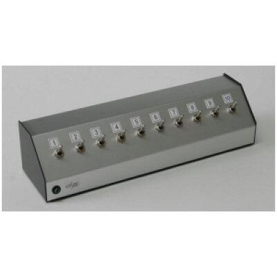 鉄道模型 コスミック CP-1610K デスクトップ型10連ポイントスイッチ KATO用 コスミック CP-1610K