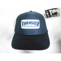 帽子 スケート ストリート 15TH-C69 スラッシャー スナップバックキャップ メッシュキャップ THRASHER
