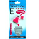 RIJAPAN Foma SoftBank携帯電話専用充電器からスマートフォンへ充電用 変換アダプタ ピンク RIKH-600FS-PK