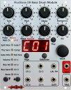 Jomox ModBase09 Bass Drum Module
