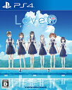 LoveR(ラヴアール)/PS4/PLJM16319/D 17才以上対象