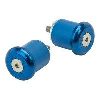 NITTO ニットー バーエンドキャップ EC-01 BLUE