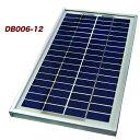 DENRYO 中 小型太陽光発電モジュール DB006-12