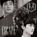 ESCAPE(DVD#2付)/CD/SB-0105