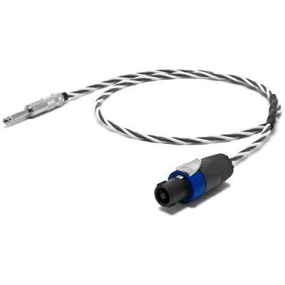 オヤイデ電気 ギター・ベースアンプ用 スピーカーケーブル 0.6m SP-3398 SPS/0.6