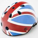 JEFFERYSジェフリーズ  London Taxi 子供自転車用ヘルメット Flag