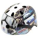 ヘルメット MORRISモーリス ホワイト 子供用 JP8074