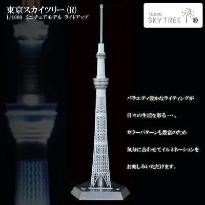 1/1000 東京スカイツリー