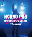 HOUND DOG 35th ANNIVERSARY「OUTSTANDING ROCK'N'ROLL SHOW」/Blu-ray Disc/XNBG-50004