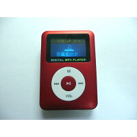 デイトリッパー MP3プレーヤー DT-SP08RD