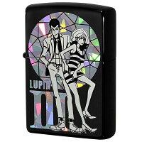 ZIPPO ルパン三世 Zippo ジッポー ライター ダブルフェイス Type Black  ギフト可