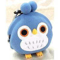 GMCトイズフィールド p+g design 3D POCHI FRIENDS OWL 3Dポチフレンズオウル ふくろう ブルー