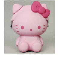 サンリオ ハローキティ 3D POCHI がまくち ピンク