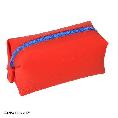 ピージーデザイン p+g design NUU-BOX ヌウボックス レッド 1294090