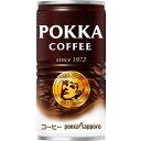 ポッカサッポロフード&ビバレッジ ポッカコーヒーオリジナル 190g缶