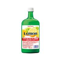 ポッカサッポロフード&ビバレッジ 720ml業務用Pレモン 100%A
