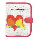 カードケース 定期入れ L ハート ルルとロロ Tiny Twin Bears/がんばれ ルルロロ くまのがっこう