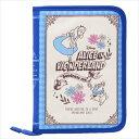 母子手帳 母子手帳ケース ディズニー  片面ジャバラ 不思議の国のアリス