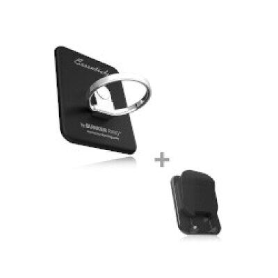 BUNNKER RING Multi holder Black/ BUMUBK / ビジョンネット