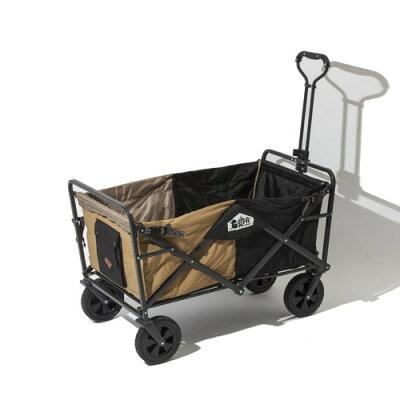 grn outdoorジーアルエヌアウトドア 60/40Cloth All-Land CarryWagon BLACK