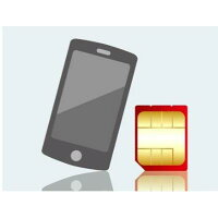 U-NEXT U-mobile データ専用 nanoSIM・SMSあり UMDYSMN