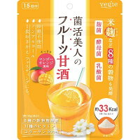 ベジエ 菌活美人のフルーツ甘酒(150g)