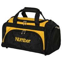 Number ナンバー ゴルフ バッグ ボストンバッグ BLACK/YELLOW NB-Y14-202-064 BK/YL