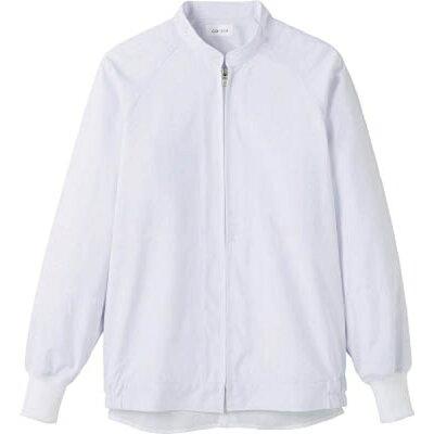 サンペックスイスト サンペックス クールフリーデ男女兼用長袖ジャンパー ホワイト L CD-630-L